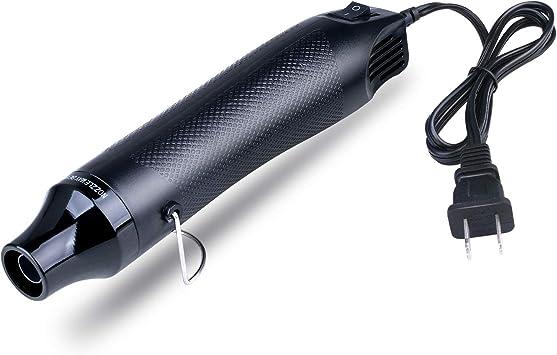 New 300W Hot Air Gun Mini Heat Gun Shrink Wrap DIY Embossing Drying Paint Crafts