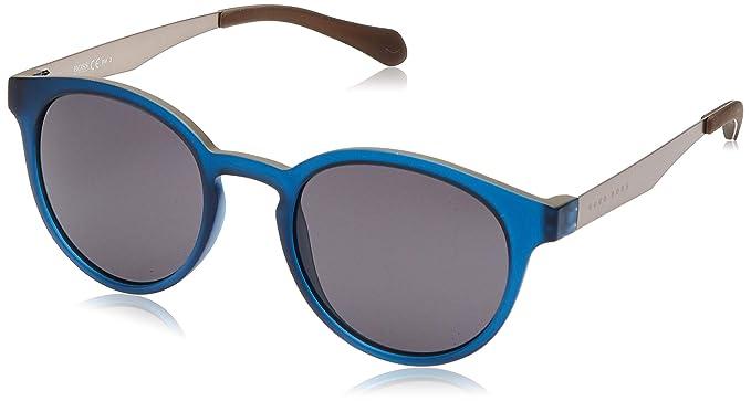 Hugo Boss 0869/S IR Gafas de sol, Azul (Dkbluee Mtrut/Grey ...