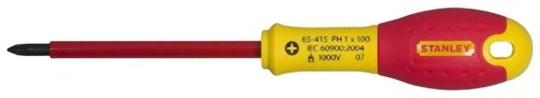 Stanley 0-65-415 FatMax Tournevis isol/é Phillips 1 x 100 mm