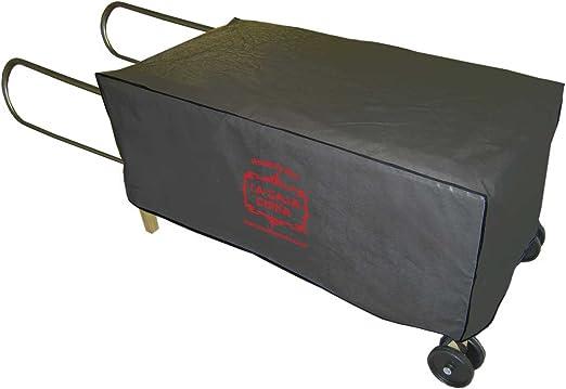 La Caja China® cubierta Modelo 1, 2 & SP Roasting Caja LC de 10308 lechón: Amazon.es: Jardín