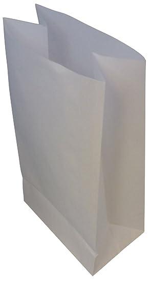 Bolsa de vomitar de papel Safefty primeros auxilios, paquete de 100.