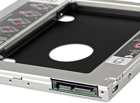 Storite segundo 12.7mm SATA a SATA segunda unidad de disco duro o ...