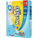 Junior Horlicks Stage 1 (2-3 years) Health & Nutrition drink - 500 g Refill pack (Original flavor)
