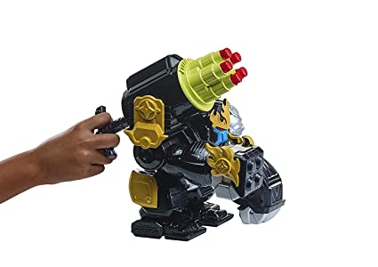 Amazon.com: Power Rangers Super Ninja Steel Gorilla Blast ...