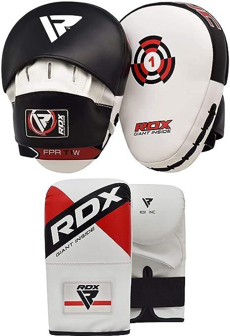 RDX Colpitori Boxe Kick Muay Thai Pao Focus Pads Arti Marziali MMA IT