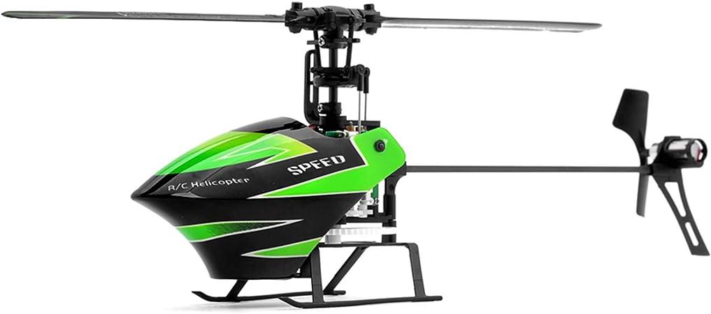 FeiWen 2 Kanal Mini ferngesteuerter Helikopter ferngesteuerter Hubschrauber f/ür Einsteiger LED-Beleuchtung Best Gifts for Children Bleu
