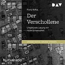 Der Verschollene Hörbuch von Franz Kafka Gesprochen von: Peter Simonischek
