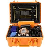 Empalmadora de Fusión, 100V-240V 50 / 60Hz, Máquina Empalmadora de Fibra Óptica, para proyecto de fusión de cable de Fibra Óptica en FTTH, Monitoreo de Seguridad