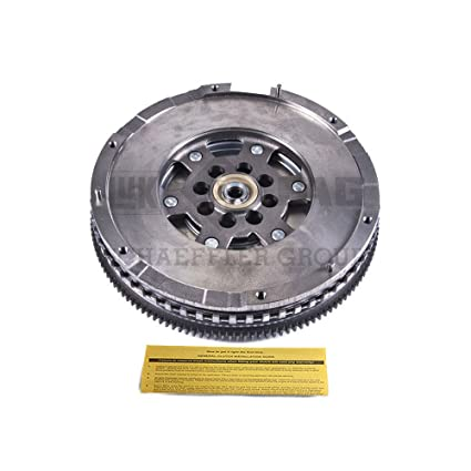 Amazon.com: LUK DMF DUAL MASS FLYWHEEL DMF049 2002-2005 AUDI A4 QUATTRO 3.0L 6CYL DOHC: Automotive
