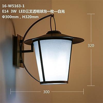 Larsure Vintage Style Industriel Lampe De Mur Lampe Applique Murale