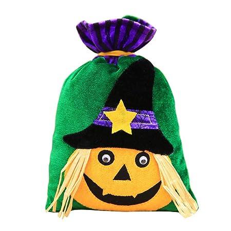 Coconut Coco Halloween de Bolsas de Calabaza de Gatos de Bruja de ...