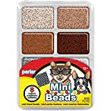 Perler Beads 80-17527 Mini Beads  Tray, Neutral