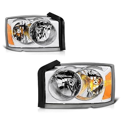 2007 dakota headlight replacement