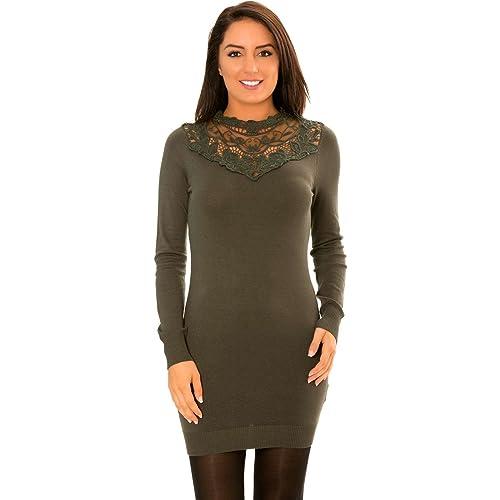 Miss Wear Line -  Vestito  - Donna Verde verde