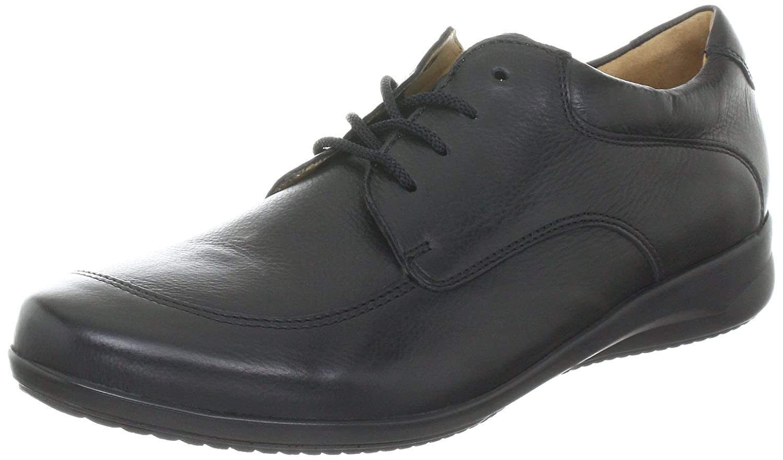 Ganter Fiona, Weite F 4-205421-01000 - Zapatos casual para mujer 37.5 EU|Negro
