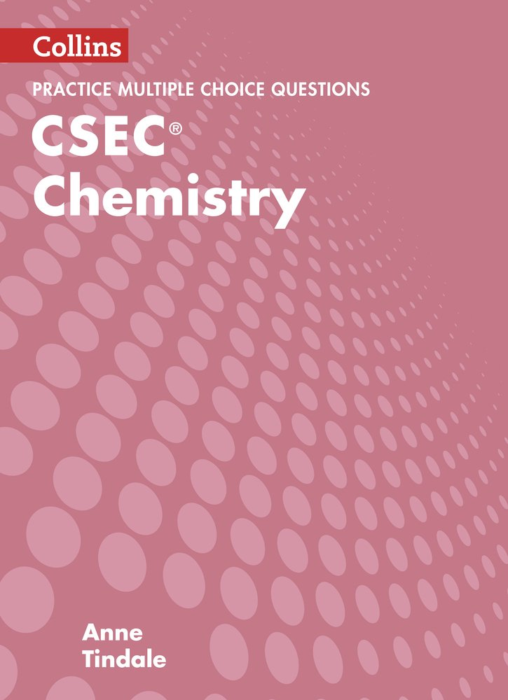 Download Collins CSEC Chemistry – CSEC Chemistry Multiple Choice Practice pdf epub