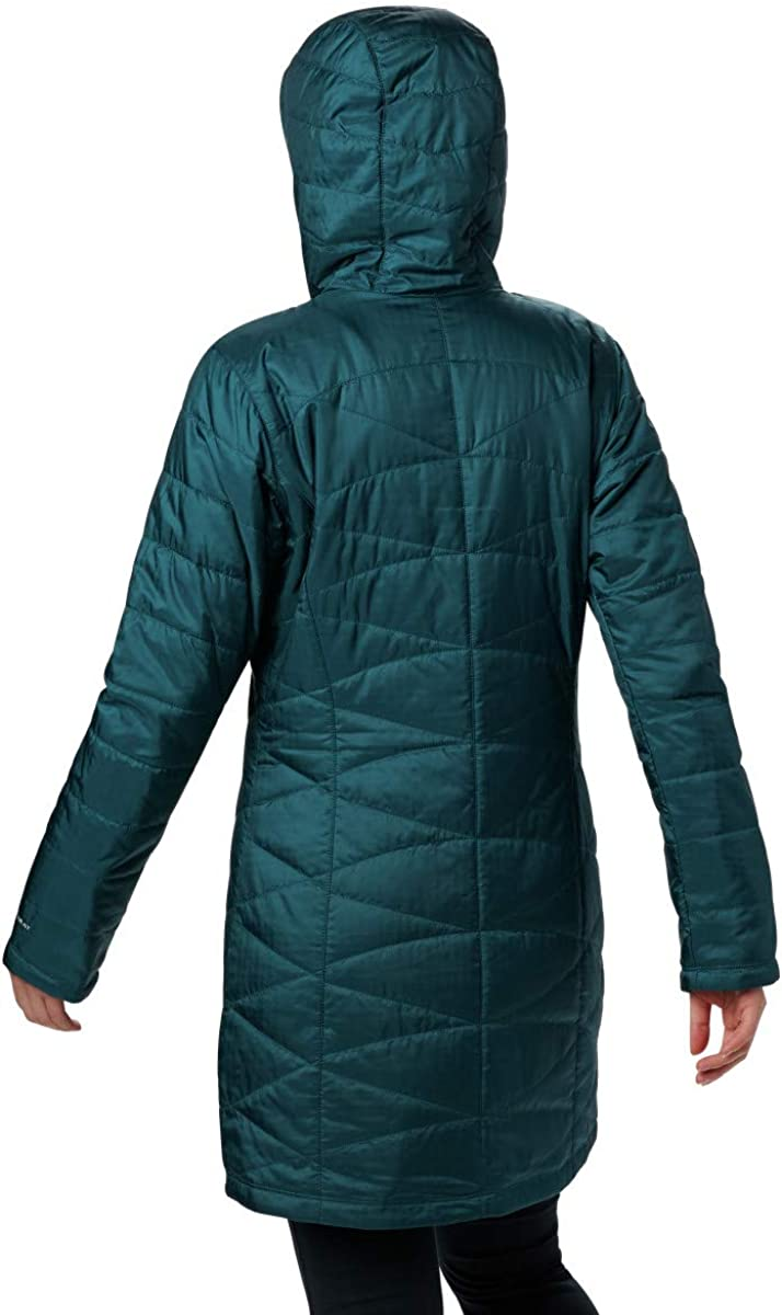Columbia Womens Mighty Lite Hooded Jacket