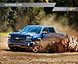 2016 Chevrolet Silverado Truck 52-page Original Car Sales Brochure Catalog