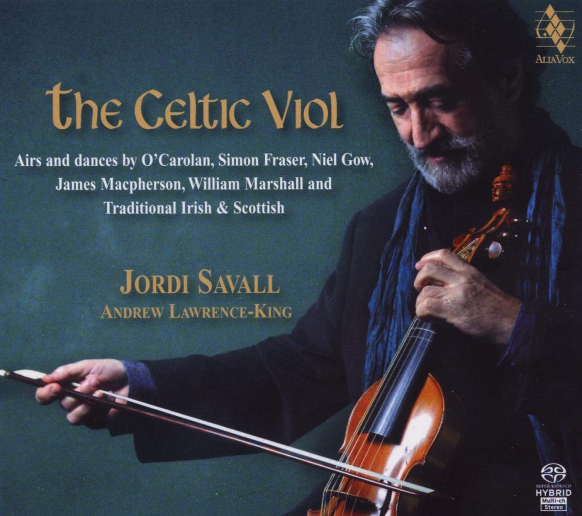The Celtic Viol by Briggs