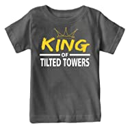 King of Tilted Towers Youth Kids T-Shirt