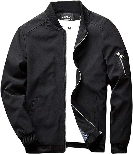 Flight Sandbank Slim Lightweight Bomber Fit Coat Men's Jacket Softshell 80nymNOvw