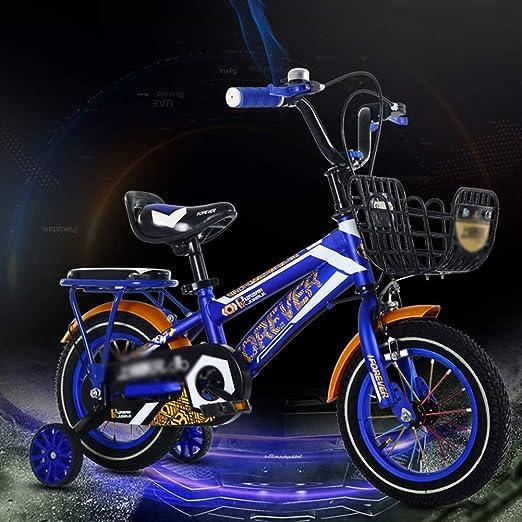 DT La Nueva Bicicleta para niños 12/14/16 Pulgadas Niño y niña ...