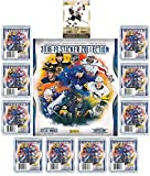 #6: 2018/19 Panini NHL Hockey Stickers SPECIAL COLLECTORS PACKAGE with 60 Brand New MINT Stickers & HUGE 72 Page Collectors Album! Plus SPECIAL BONUS of 2005 UD Sidney Crosby ROOKIE Card! Loaded! WOWZZER!