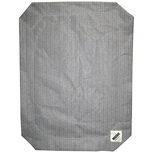 Coolaroo Replacement Dog Bed Cover - Gray
