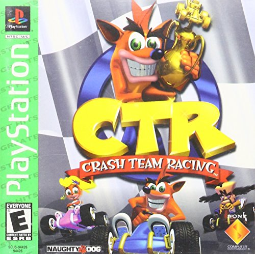 CTR: Crash Team Racing (Team Crash Bandicoot Racing Tag)