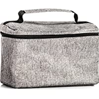 [Sponsored]Soft Insulated Lunch Bag Tote: Cooler Lunch Box for Women & Men - Thermo Lunch Bags -...