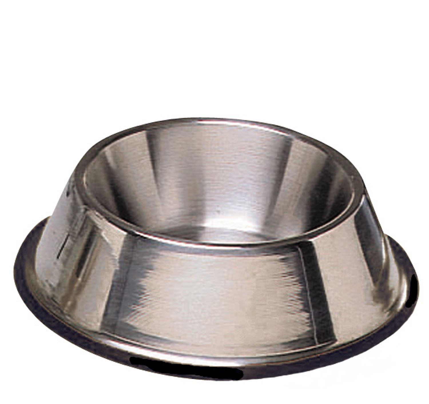 Proselect Stainless Steel X-Super Heavyweight Non-Tip Pet Bowl, 9-Inch, 3-Quart
