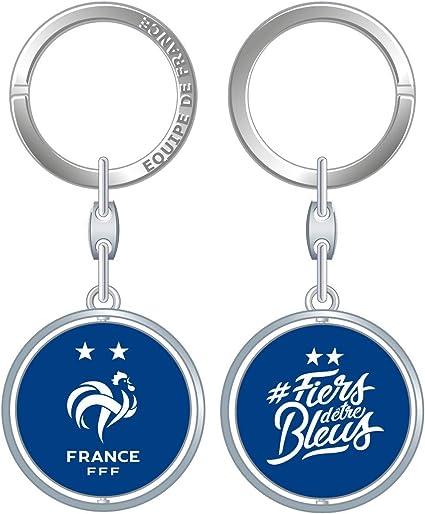 Porte-cl/é /Équipe de France logo FFF