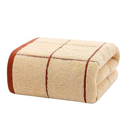 WYQ Toalla Suave sábana de baño de Lujo Algodón, Transpirable Secado rápido A Prueba de