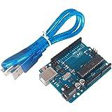 MakerBest Hight Quality Compatible Arduino UNO R3 ATmega328P Development Kits