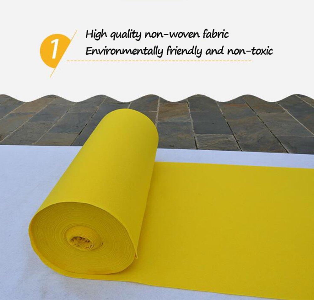 Amazon.com: Yellow wedding base carpet/exhibition stage ...