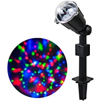 WED Rotating Kaleidoscope LED Projector Lights