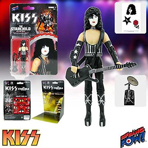 Kiss The Starchild Action Figure