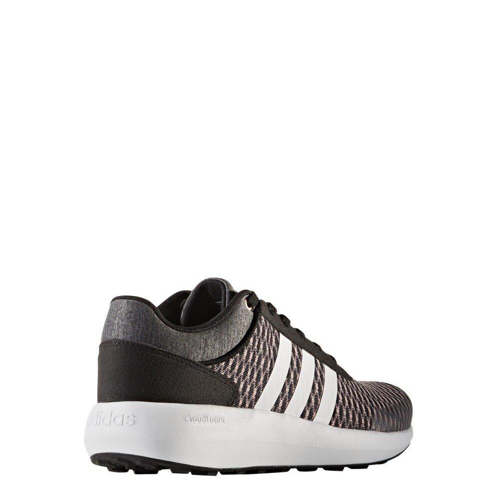 Adidas Damen Cf W Race W Cf Turnschuhe Schwarz (Negbas / Ftwbla / Rostra) 46c29a