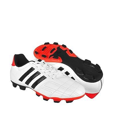 adidas Goletto IV, Scarpe da Calcio Bambini Bianco White