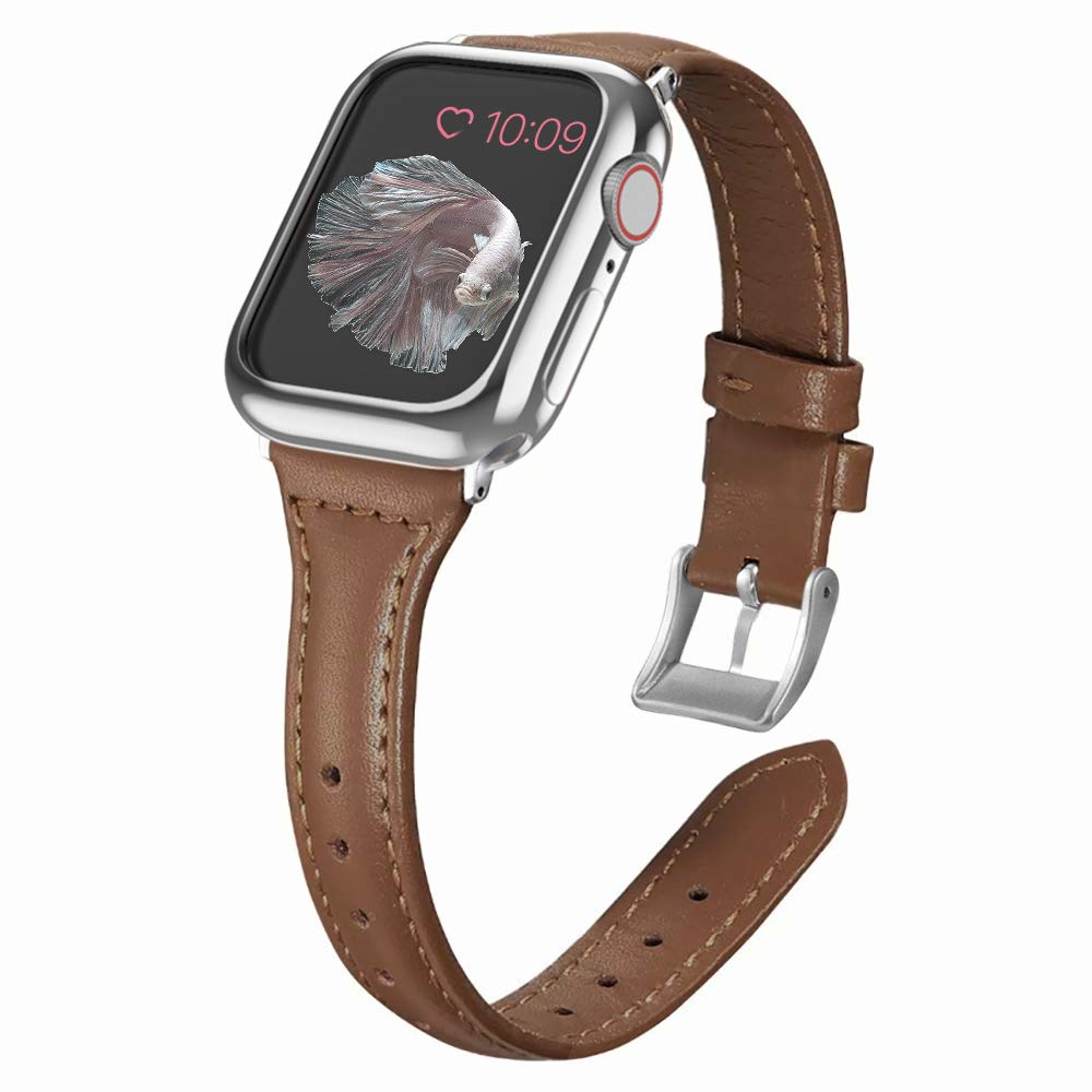 Malla Cuero para Apple Watch (38/40mm) MARGE PLUS [7X1JH2LK]