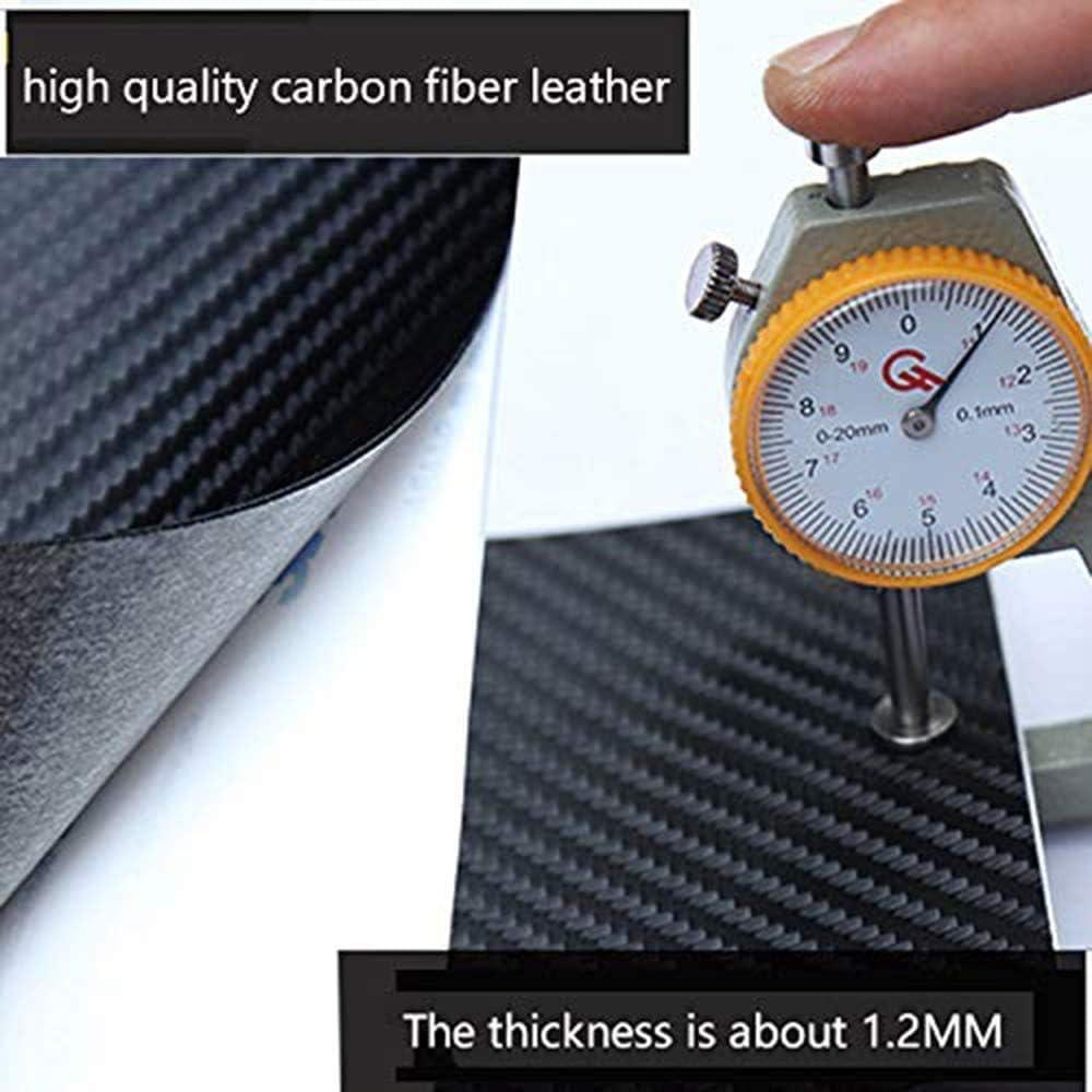 Auto Carbon Fiber Protector Kick Scuff Pedal Plates Welcome Decoration Accessories Car Rear Bumper Protector Sill for Golf