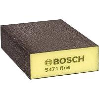 Bosch Professional Gąbka szlifierska Best for Flat and Edge (68 x 97 x 27 mm, drobna, Akcesoria szlifowaniu ręcznym)