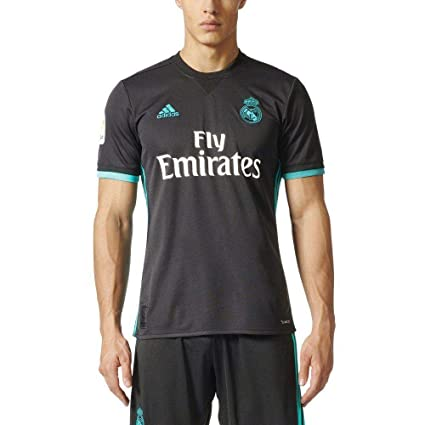 Real Madrid Away LFP Jersey 2017 / 2018 - S