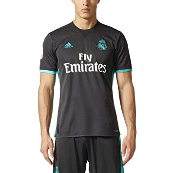 e8704031d6 2017-2018 Real Madrid Adidas Away Football Shirt
