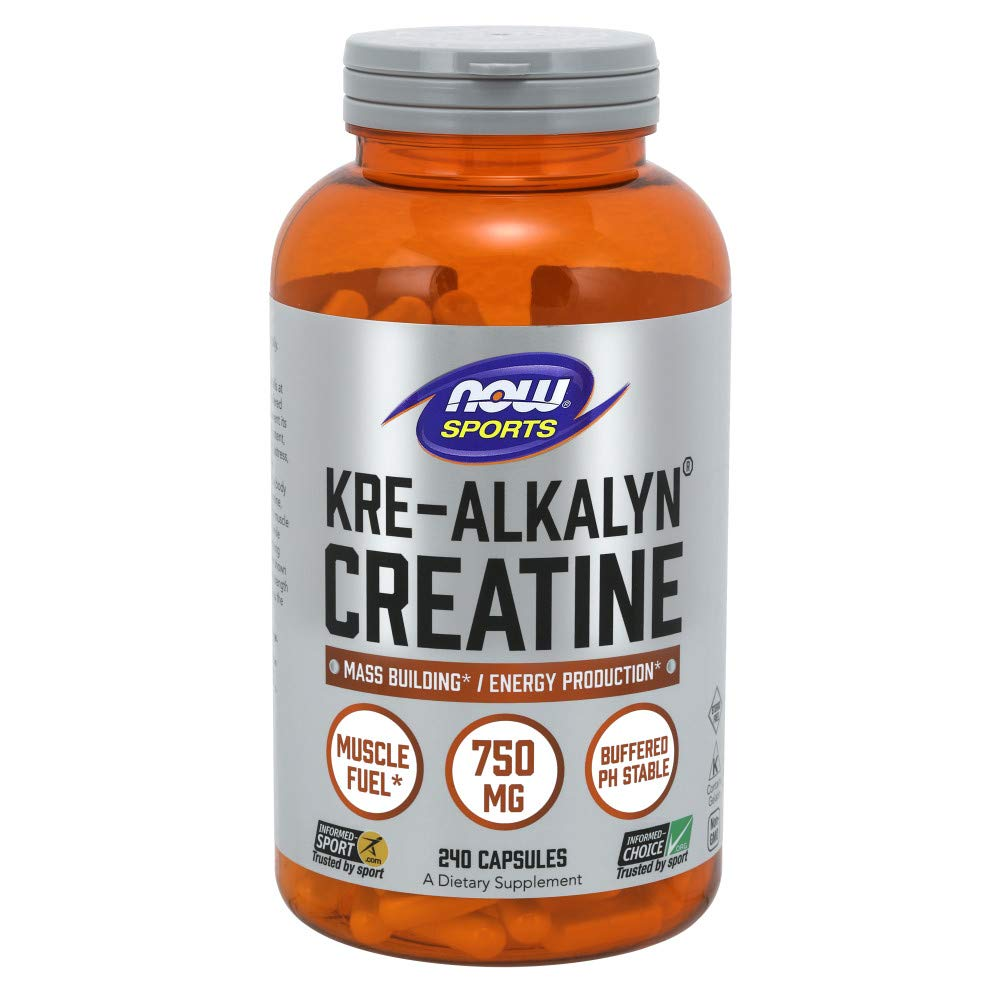 4. Now Kre-Alkalyn Creatine