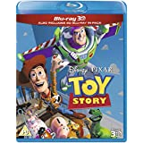 Toy Story [Blu-ray 3D + 2D] [Region Free] [UK Import]