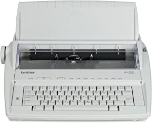 Brother ML-100 Daisy Wheel Electronic Typewriter - Retail Packaging