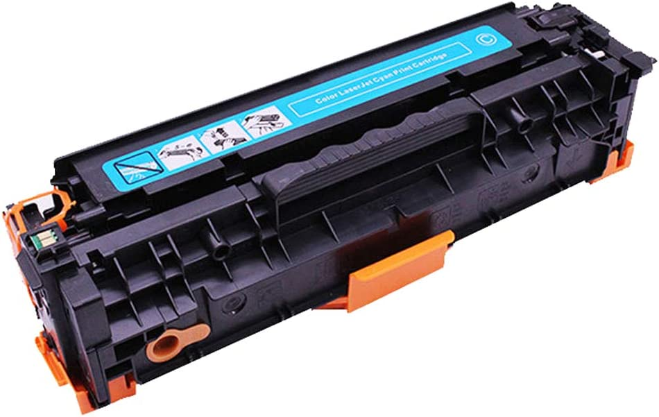 Compatible Toner Cartridges Replacement for HP CE410A HP305A Toner Cartridge for HP LASERJET300COLO MFP M375NW 400COLO MFP 451DW 475NW 475DN 475DW CE411A CE412A CE413A Toner,4colors