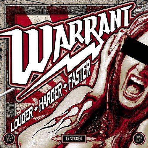 Vinilo : Warrant - Louder Harder Faster (Limited Edition, Gatefold LP Jacket, Black)