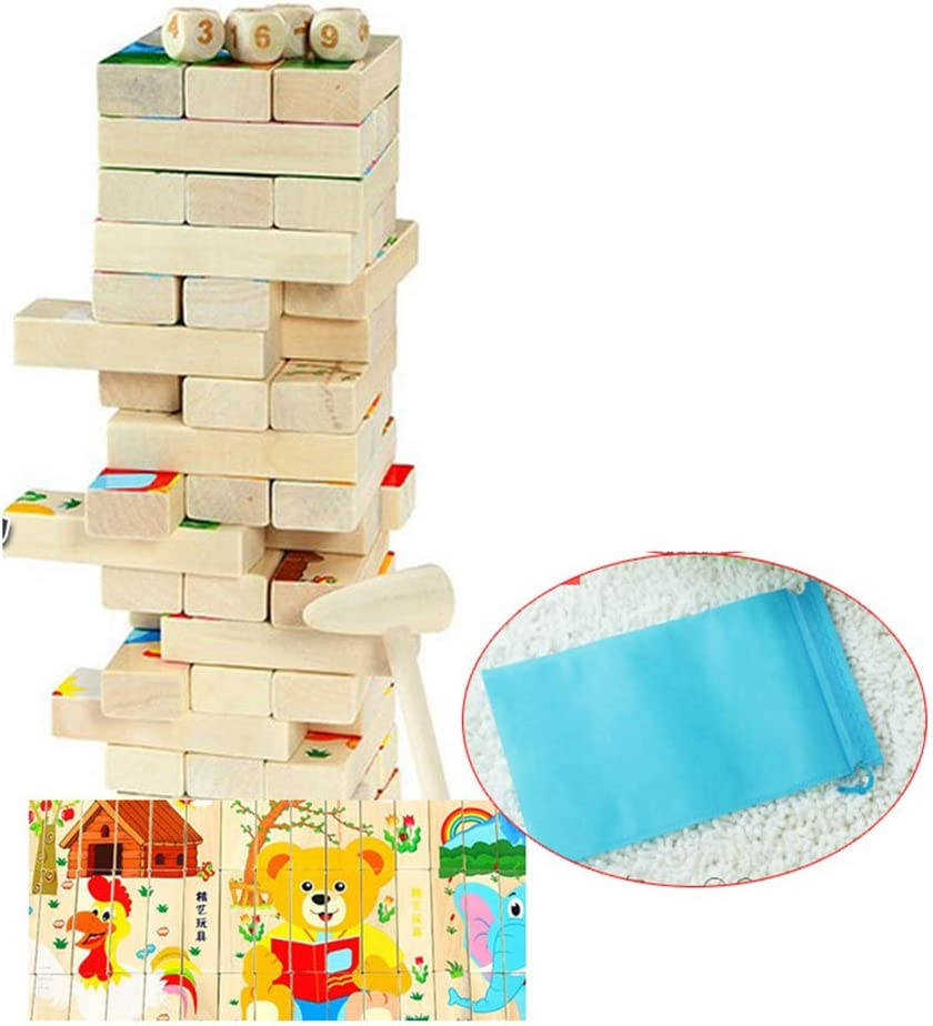 Mini Juego de Mesa Juego, balanza Digital Building Blocks, Pareja Juguete Adulto Amor Juego de Mesa de Yi niños de Inteligencia para Puzzle Crecimiento Intelectual,l